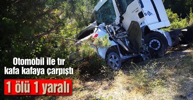 Akyazı'da korkunç kaza