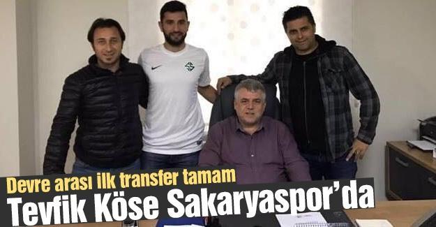 Sakaryaspor'dan 2 transfer