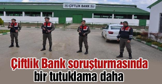 Çiftlik Bank soruşturmasında bir tutuklama daha