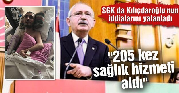 SGK da Kılıçdaroğlu'nun iddialarını yalanladı