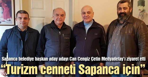 """""""Turizm cenneti Sapanca için"""""""