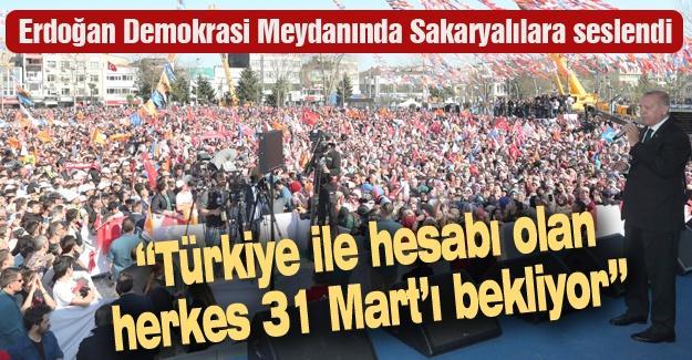 """""""Hesabı olan herkes 31 Mart'ı bekliyor"""""""