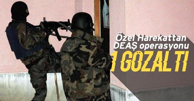 Özel Harekattan DEAŞ operasyonu