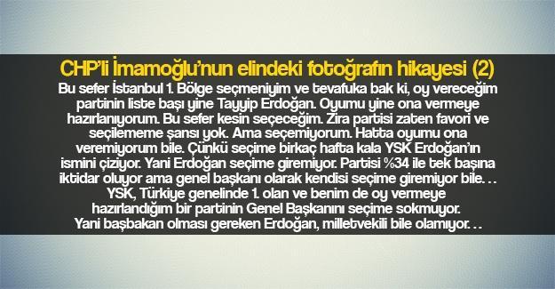CHP'li İmamoğlu'nun elindeki fotoğrafın hikayesi (2)