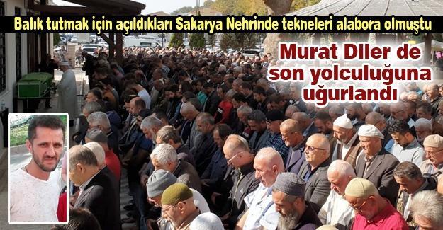 Murat Diler de son yolculuğuna uğurlandı