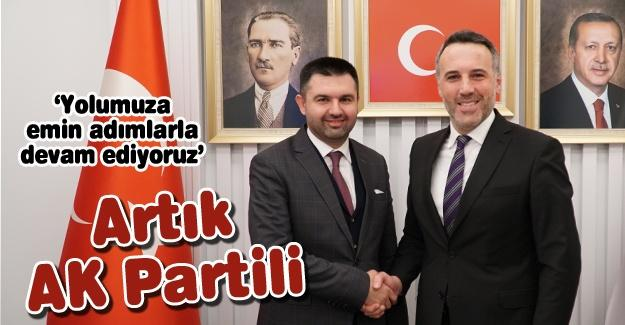 Artık AK Partili