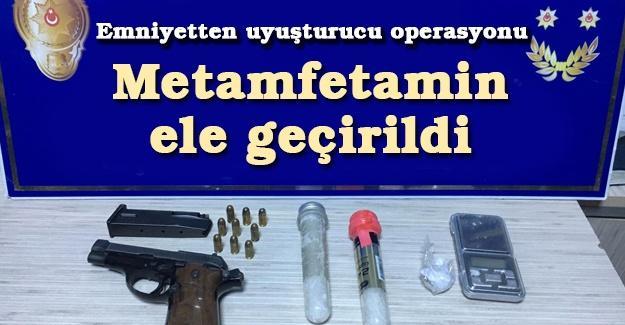 Emniyetten uyuşturucu operasyonu
