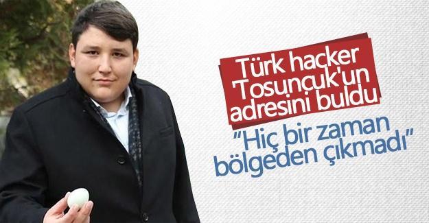 Türk hacker 'Tosuncuk'un adresini buldu