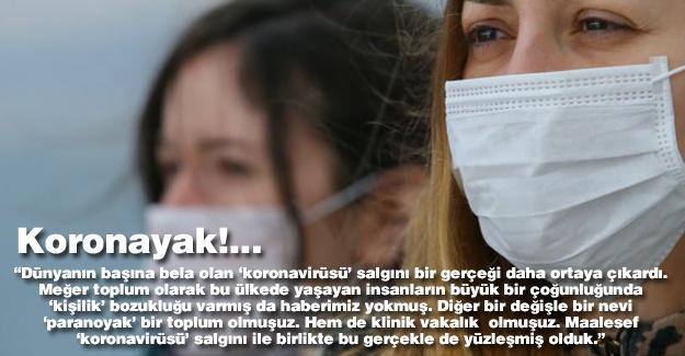 Koronayak!...