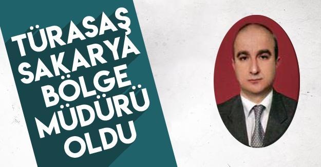 TÜRASAŞ Sakarya Bölge Müdürü oldu!