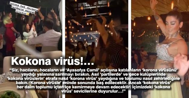 Kokona virüs!…