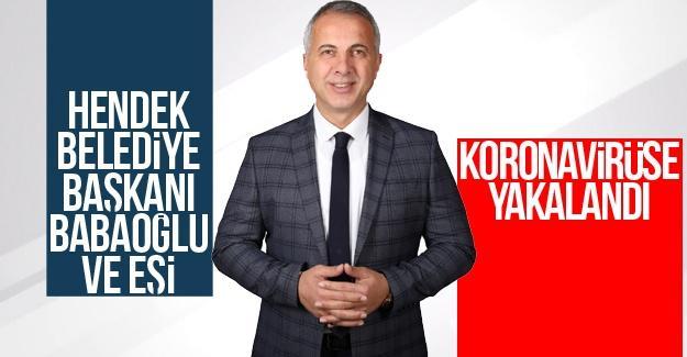 Başkan Babaoğlu ve eşinin testleri pozitif çıktı!