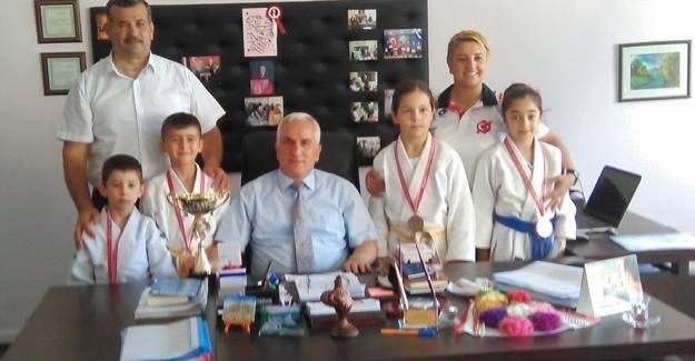 Bahçelievler Gazi judo takımından büyük başarı