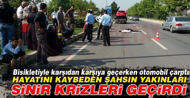 Çevre yolunda trafik kazası: 1 ölü