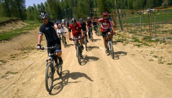 Pedallar Taraklı'da döndü