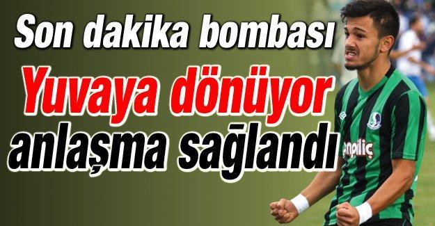 Sakaryaspor'da son dakika transferi!