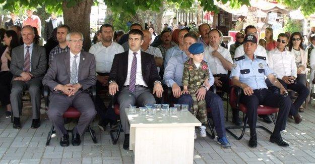 Taraklı'da 19 Mayıs kutlamaları