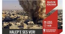 Halep için SAÜ'ye