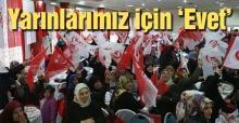 Akyazı'da referandum programı düzenlendi