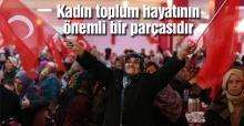 AK Partili kadınlardan Kocaali'de program
