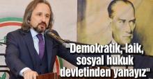 Başkan Kazan'dan 1 Mayıs mesajı