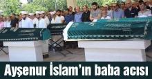 Eski Bakan İslam'ın babası İstanbul'da toprağa verildi