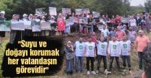 Sakarya Barosu'ndan çevre eylemine destek