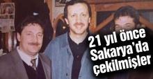 21 yıl önce Sakarya'da çekilmişler