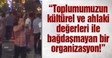 Milli İrade STK'larından Mavi Durak Fest'e tepki