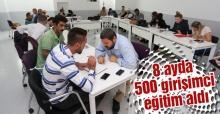 SATSO'da girişimcilik eğitimleri hızla devam ediyor