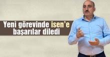 Mustafa İsen'e yeni görev