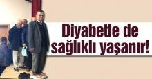 "Kaynarca'da ""Diyabet"" konferansı"