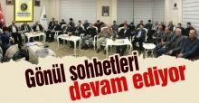 Vali Balkanlıoğlu Birlik Vakfında gençlerle buluştu