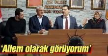 Milletvekili Yavuz'dan AK Parti Adapazarı'na ziyaret