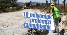 41 mahalleye içmesuyu projesi tamamlandı