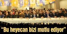 AK Parti Serdivan'da 52. Danışma Meclisi gerçekleştirildi