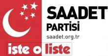 Saadet Parti Milletvekili adayları belli oldu