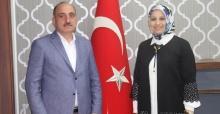 AK Parti İl Başkanı Kılıç'tan Durmuş'a ziyaret