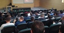 Özel güvenlik görevlilerine eğitim