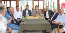 Milletvekili Bülbül'den Hendek ziyareti