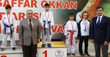 Şehit Ali Gaffar Okkan anısına karate Turnuvası