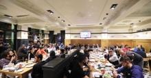 Sakaryaspor'a destek ve moral yemeği düzenlendi