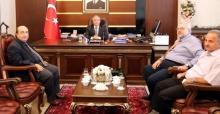 Fenerbahçe Üniversitesi Rektörü'nden Vali Nayir'e Ziyaret
