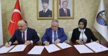 Mesleki ve Teknik Eğitimde İşbirliği protokolü imzalandı