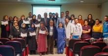 Palyatif hasta yakını okulu açıldı