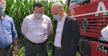 Türk-İş Genel Başkanı Atalay arama çalışmalarına katıldı