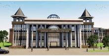 İmam Hatip Lisesine modern bina