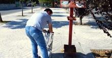 Serdivan Belediyesi sokak hayvanlarını unutmuyor