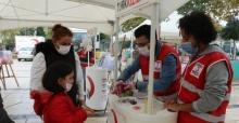 Çocuklar hijyen ve deprem konusunda bilinçlendirildi