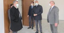 Bakan Yardımcısı Dönmez'den SATSO'ya ziyaret